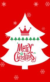 圣诞模板—平安圣诞夜